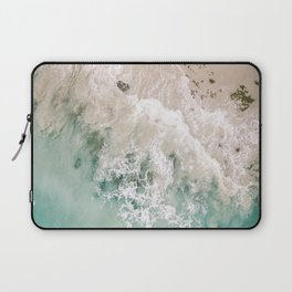 Frothy Fourth Beach Laptop Sleeve
