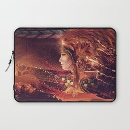 Shadow of a Thousand Lives - Visionary - Manafold Art Laptop Sleeve