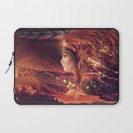 Shadow of a Thousand Lives - Visionary - Manafold Art Laptop Sleeve
