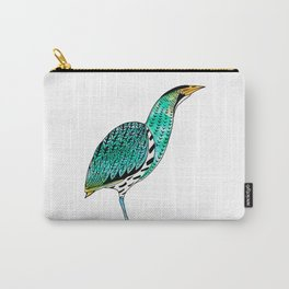 Botaurus Stellaris | Endangered Birds Collection Carry-All Pouch