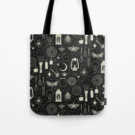 Light the Way: Glow Tote Bag