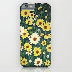 Field of Daisies  iPhone 6s Slim Case