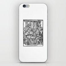 Ale + Quail iPhone & iPod Skin