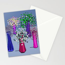 Cascade Flowers Stationery Cards