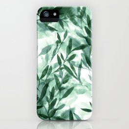 Changes Hunter Green iPhone Case