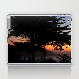 sf sunset 9.27.2010 Laptop & iPad Skin