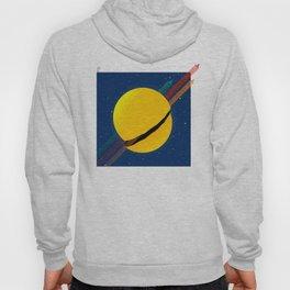 033 Rocket to the moon!!! Hoody