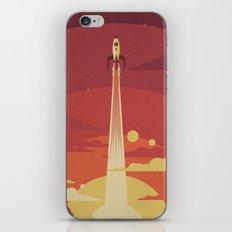 Atomic Sky iPhone & iPod Skin