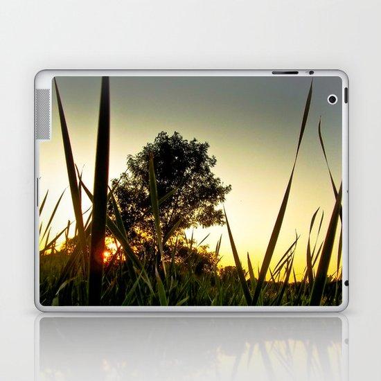 Slice of the Sky Laptop & iPad Skin