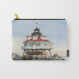 Thomas Point Light Carry-All Pouch