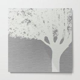 September 11 Survivor Tree Metal Print