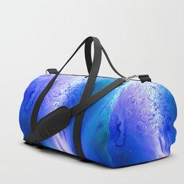 Blue Splash Duffle Bag