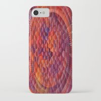 illusion iPhone & iPod Cases featuring Illusion... by Cherie DeBevoise