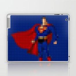 Man of Steel - Toy Building Bricks Laptop & iPad Skin