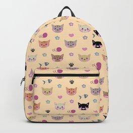 I Sure Do Like Kitties Backpack