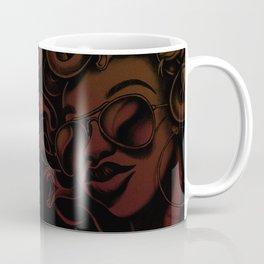 Funky Medusa II Coffee Mug