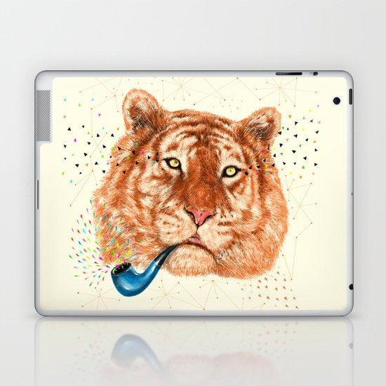 TIGER CRY I Laptop & iPad Skin