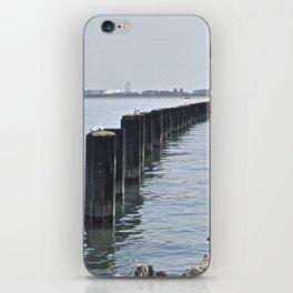 Shoreline iPhone Skin