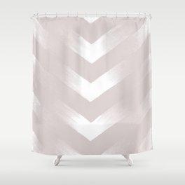 Blush Point Shower Curtain