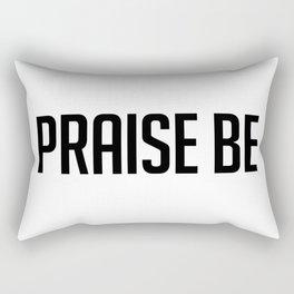 Praise Be Rectangular Pillow