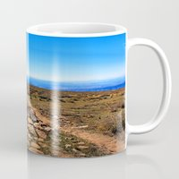 utah Mugs featuring Utah by Chris Root