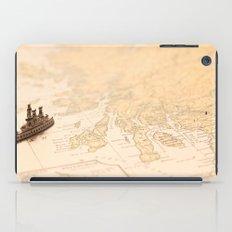 Travel Dreams iPad Case