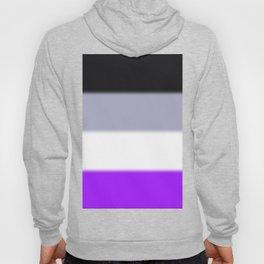 Asexual Pride Flag Hoody