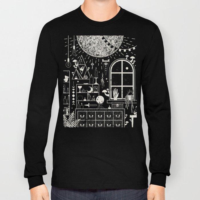 Moon Altar Long Sleeve T-shirt