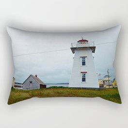 North-Rustico Lighthouse Rectangular Pillow