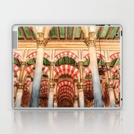 Mezquita de Cordoba - Spain Laptop & iPad Skin