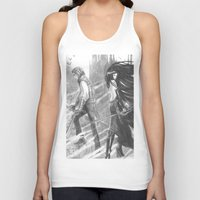 castlevania Tank Tops featuring castlevania by Oxxygene
