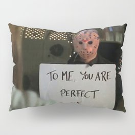 JASON VORHEES IN LOVE ACTUALLY Pillow Sham