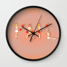 FAIL -  (bad support) Wall Clock