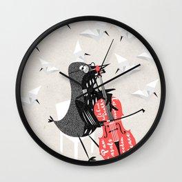 Pau Casals - Cant dels ocells Wall Clock
