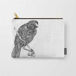 Lovely Bird Carry-All Pouch