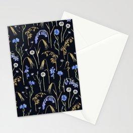 Wild Grain Meadow - Dark Stationery Cards