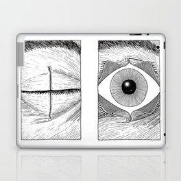 Subject Alpha Laptop & iPad Skin