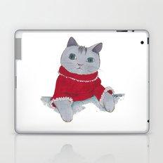 Cozy Cat Laptop & iPad Skin