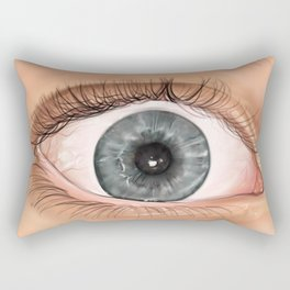 Hallie's Eye Rectangular Pillow