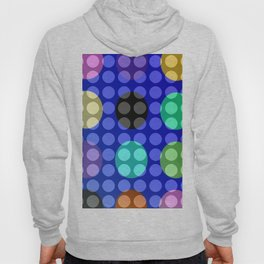 Dots on Elipses Hoody