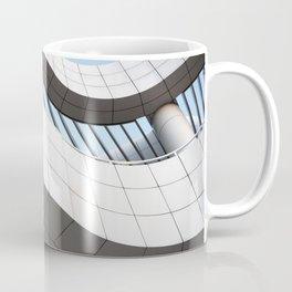 Getty Center Curves 2 Coffee Mug