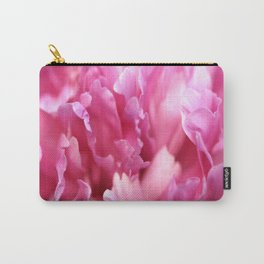 Pink Flower Petals Close-up #decor #society6 #homedecor #buyart Carry-All Pouch
