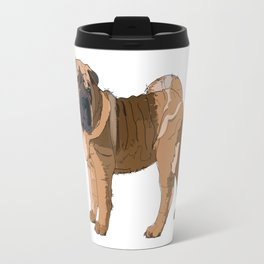 Shar Pei Travel Mug