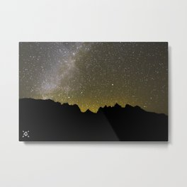 Snowmass Wilderness Mily Way Metal Print