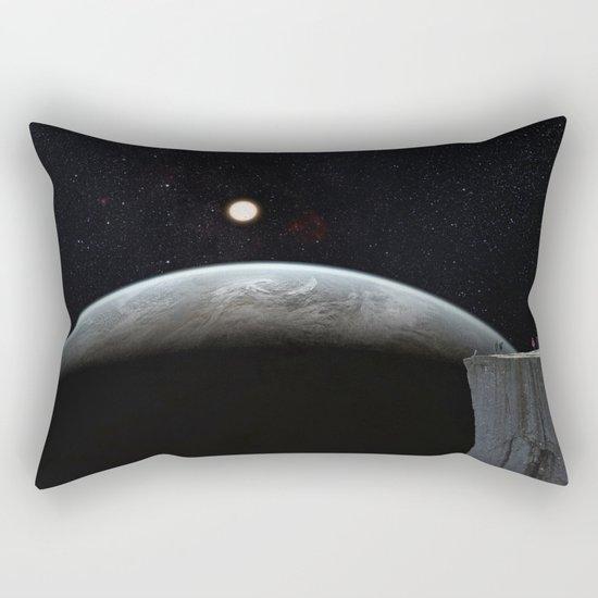 Galactic Adventure Rectangular Pillow