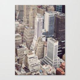 Urban View #1 Canvas Print