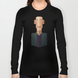 The 9th Doctor Who Long Sleeve T-shirt