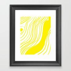 5a Framed Art Print