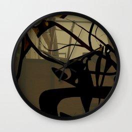 Matador 3 Wall Clock