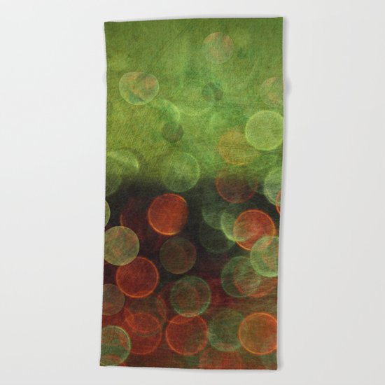 Bubbles! Beach Towel